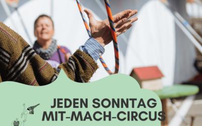 Endlich wieder Mit-Mach-Circus!