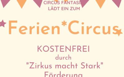 Winter*Ferien*Circus im Circus Fantasia
