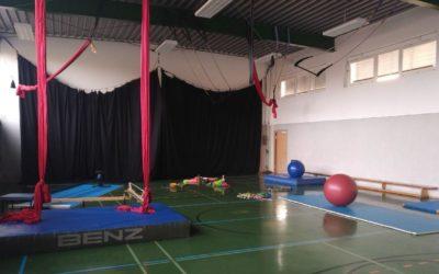 Neujahrsempfang der Zirkusschule